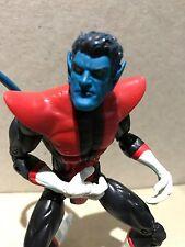 "NIGHTCRAWLER Marvel Legends ToyBiz figure 6"" Galactus series complete X-Men"