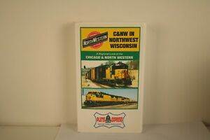 VHS C&NW in Northwest Wisconsin - Plets Express