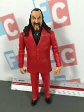 TNA Wrestling Marvel Toys Toy Biz Impact Series 8 James Mitchell Figure