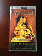 Crouching Tiger Hidden Dragon - UMD - PSP
