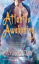 Atlantis Awakening by Alyssa Day 2007 PaperbWarriors of Poseidon Series book 2