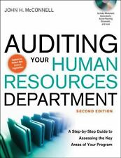 Auditing Your Human Resources Department : A Step-by-Step Guide to Assessing...
