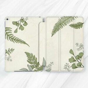 Vintage Plant Green Leaves Case For iPad 10.2 Air 3 Pro 9.7 10.5 11 12.9 Mini