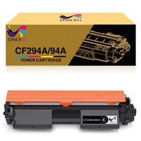 1X Black CF294A 94A Toner Cartridge for HP Laserjet Pro M118dw 148dw Printers