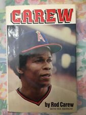 Carew (1979) Signed by Rod Carew For Ken Starr's Son Randy