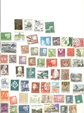 100 Mostly Different Postage Stamps from Sweden.