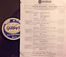 Radio Show: LIVE FROM GILLEY'S  SAWYER BROWN 3/27/89 13 SONGS LIVE  IN CONCERT
