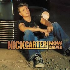 Now Or Never (CD/DVD) Carter, Nick Audio CD