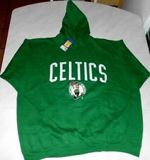 Boston Celtics Hoodie 5XL Shamrock Logo Majestic Athletics NBA