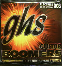 GHS gb-ul boomers e-guitarras-cuerdas ultra Light 008-038