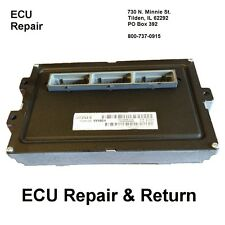 Jeep Wrangler Engine Computer ECM ECU PCM Repair & Return  Jeep ECU Repair