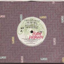 "Doug Mulray & Rude Band - You Are Soul / Smoke Two Joints - 1986 7"" single 45rpm"