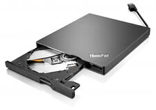Lenovo ThinkPad UltraSlim USB DVD Burner Black