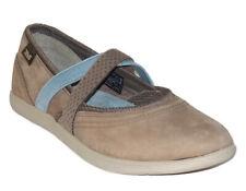NIB Teva Hydro-Lite Slip On Leather Shoes Walnut 9