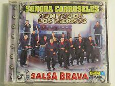 Sonora Carruseles Salsa Brava, De Una Vez Gozando & La Salsa La Traigo Yo, 3CD's