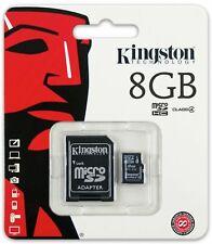 Kingston 8GB MicroSd Class 4 Micro Sd Sdhc 8G MicroSdhc Memory Card Sdc4 8Gb