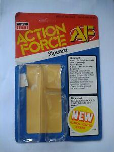 GI Joe Action Force Ripcord Cardback And Bubble