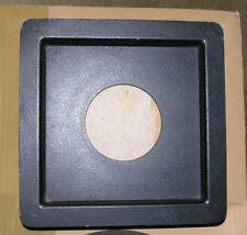 Plus tard Arca Swiss 171 mm x 171 mm Lens Board panel for copal compur 3 65 mm trou