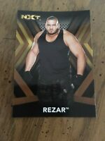 Rezar Topps WWE NXT 2017 Bronze Card