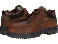 NEW Timberland Heritage Goretex Moc Toe Mid Mens Boots Medium Brown TB037042 214
