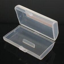 Confezione di 5 chiaro con casi Per 2x AA BATTERIE
