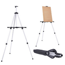 Artist Folding Painting Easel Tripod Display Stand Aluminium Alloy + Carry Bag