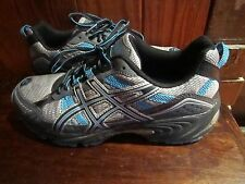 unisex ASICS  sports or cross trainer shoes sneakers sz US 7.5