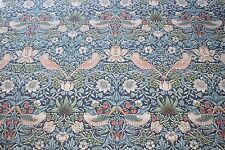 Morris & Co per tende/tappezzeria stoffa design Strawberry Thief 3.2 METRI 220313