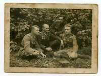 Soviet Army Military Adviser in Polish Army - Red Banner Orderl RARE PHOTO 1945