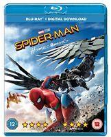 Spiderman Homecoming [Bluray] [2017] [Region Free] [DVD]