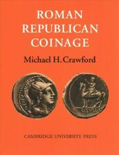 Roman Republican Coinage, Paperback by Crawford, Michael H., Like New Used, F...