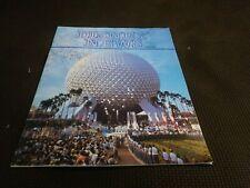 Spring 1983 Disney News Magazine Magic Kingdom Club Disneyland EPCOT Center