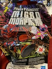 Mighty Power Rangers Micro Morphers
