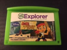 LeapFrog Leapster Explorer LeapPad Jake & Neverland Pirates Math Game Cartridge