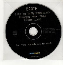 (GH552) Barth, I Got You In My Dream - 2003 DJ CD