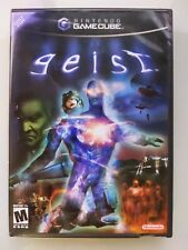 Geist (Nintendo GameCube, 2005) - NTSC/US New and Sealed Mint