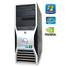 PC de bureau Intel Xeon avec windows 7, 16 Go