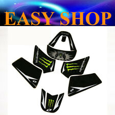 3M Monster Skull Stickers Decal Kit Fairing FOR YAMAHA PEEWEE 50 PW50 PY50 BIKE