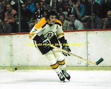 PHIL ESPOSITO On the HUNT 8x10 Photo Legendary BOSTON BRUINS HOF Great WoW