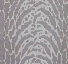 Gray Cheetah Animal Print jaguar Jungle Tribal Fabric Upholstery Drapery PV3