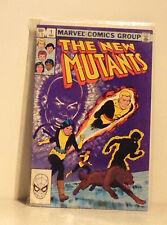 Marvel Comics The New Mutants 1983 #1