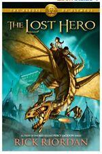 The Lost Hero (The Heroes of Olympus Book 1) by Rick Riordan
