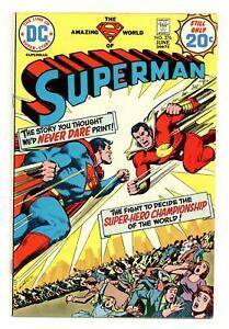 Superman #276 VG+ 4.5 1974