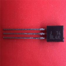 50PCS 2SJ74GR J74 2SJ74 New Best Offer Si, SMALL SIGNAL, JFET, TO-92