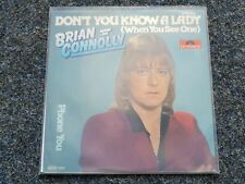 Brian Connolly/ The Sweet - Don't you know a lady 7'' Single GERMANY