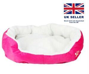Pink medium  dog /puppy bed