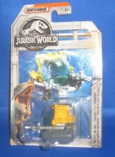 MATCHBOX JURASSIC WORLD (10 OF 18) DEEP DIVE SUBMARINE FMX07, NEW