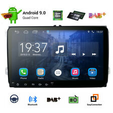 """9"""" Android 9.1 Car Radio No DVD Player for VW Passat Golf Mk5 Jetta Stereo GPS"""