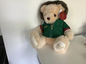 Harrods 2020 30cm Christmas Teddy Bear Nicholas BNWT