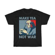 Avatar Uncle Iroh Make Tea Not War Tshirt The Last Airbender Tee Vintage T Shirt